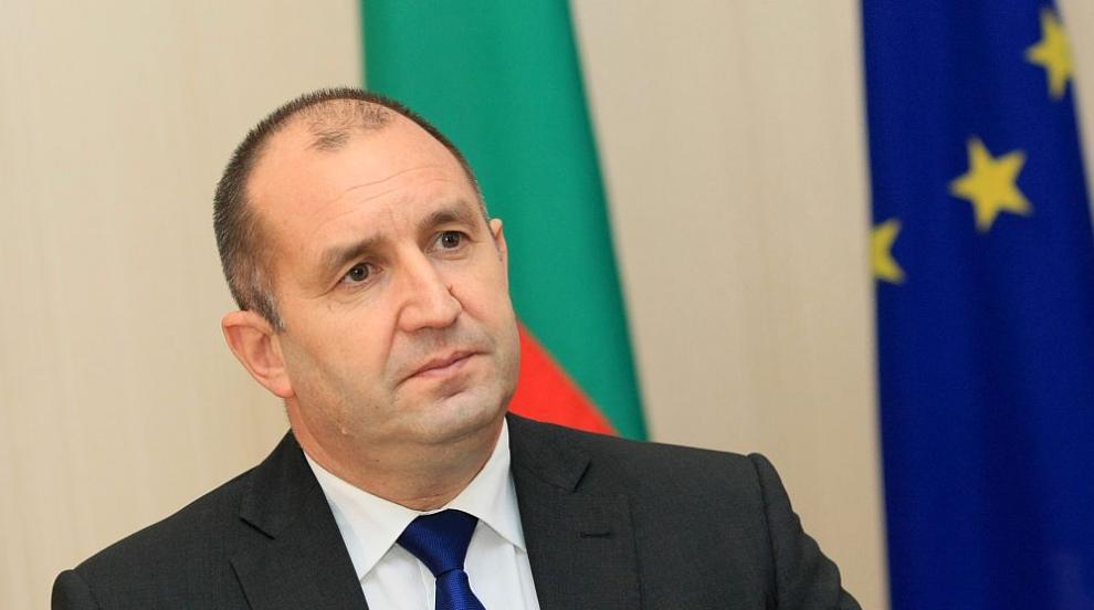 """Румен Радев ще участва в срещата на върха на инициативата """"Три морета"""""""