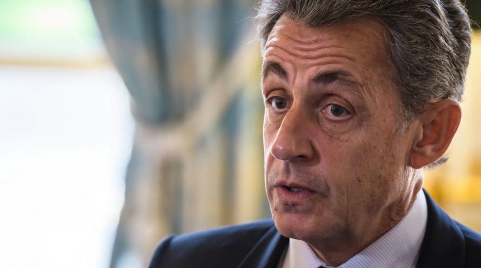 Никола Саркози бе задържан и разпитан от полицията