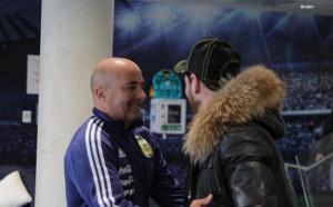 Меси се присъедини към лагера на Аржентина