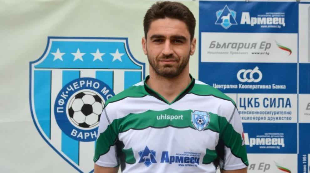 Даниел Димов щастлив, че отново ще играе за