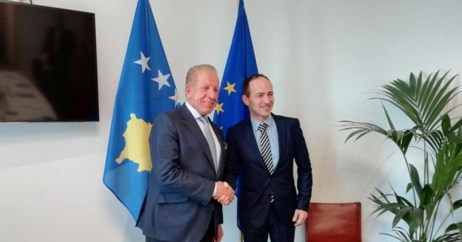 Евродепутатът Андрей Ковачев, заместник-председател на Групата на ЕНП за разширяването,