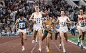 Един традиционен миг преди Олимпийските игри през 1980-а<strong> източник: Gulliver/Getty Images</strong>