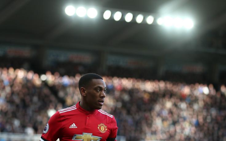 Марсиал започна преговори с Манчестър Юнайтед