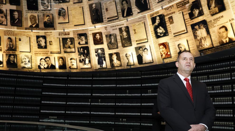 Ценни снимки от България ще стоят в израелски мемориален комплекс (СНИМКИ)