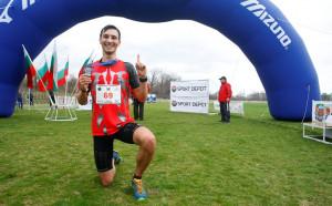 Президентът на Европейската атлетика награждава победителите от Run Bulgaria