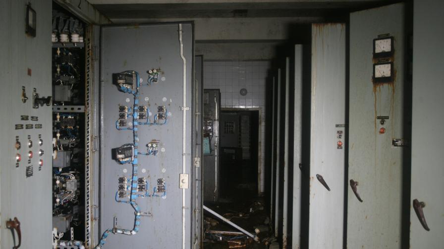 Вижте: За първи път показаха тайни подземия на Мавзолея