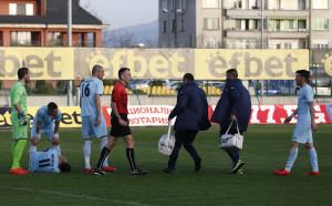 Дунав в Разград за контрола ден след мача на националите