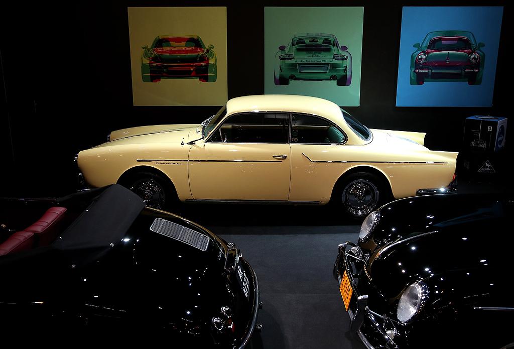 Porsche Beutler Coupe от 1958 г.