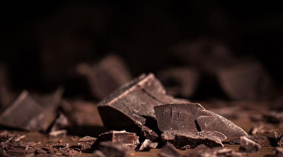 Побелелият шоколад не е вреден