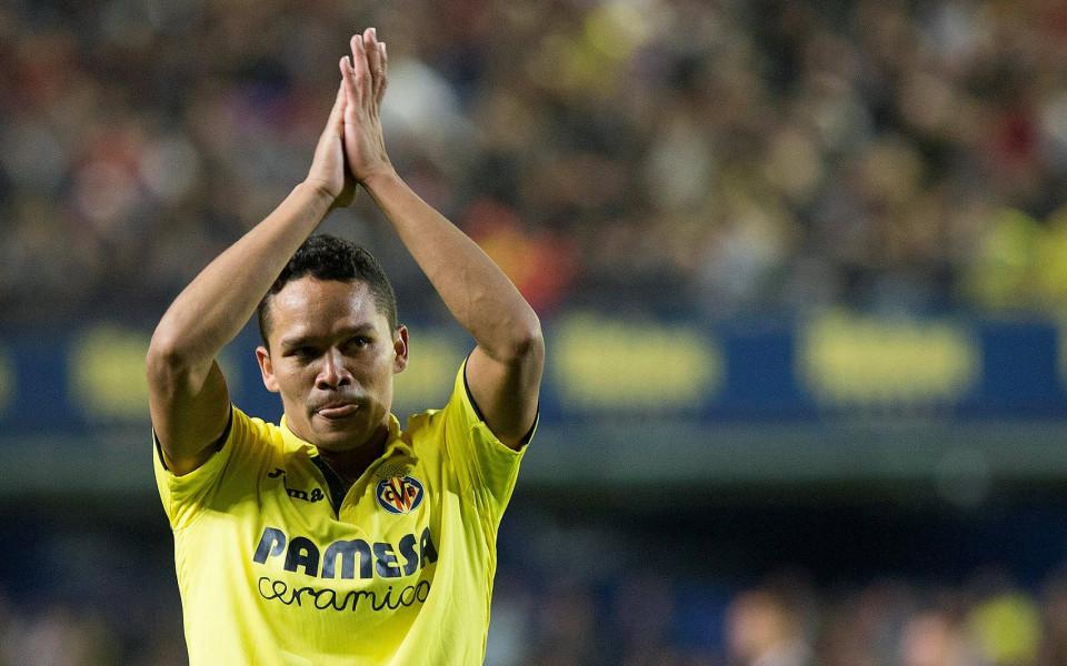 Виляреал иска Милан да свали цената за Карлос Бака
