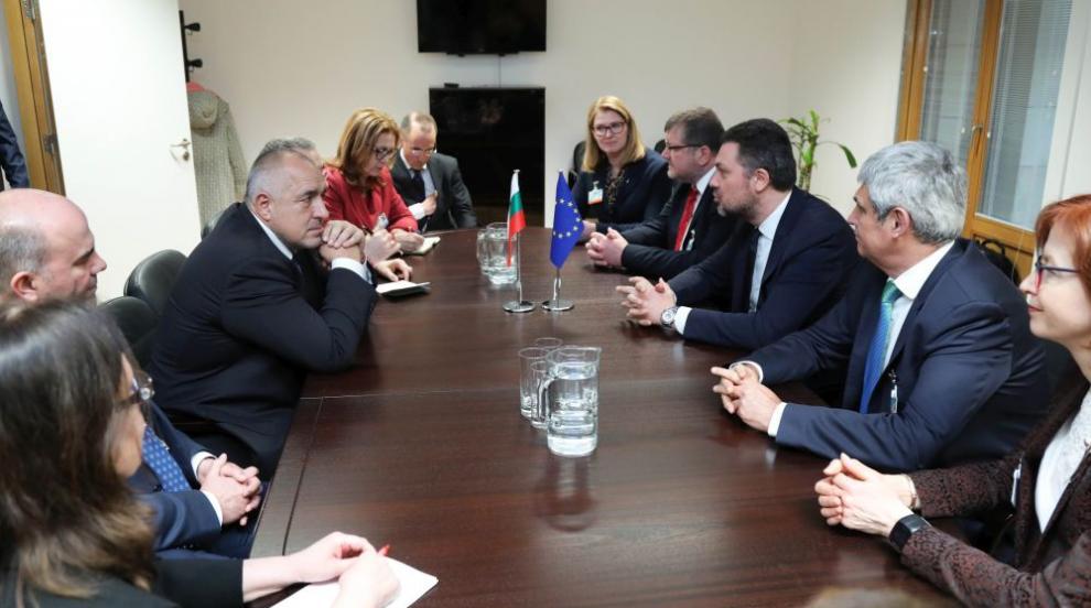 Борисов е в Брюксел за Тристранната социална среща на върха за растеж и...