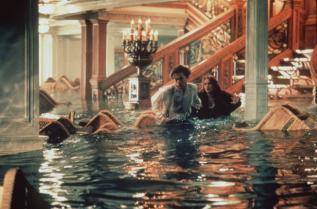 Кадри от Титаник