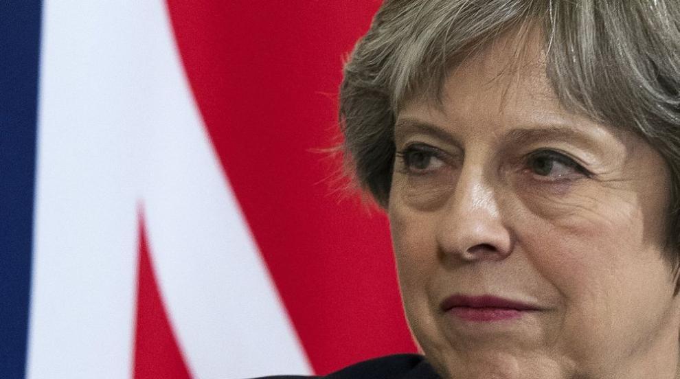 Тереза Мей ще се отчита в понеделник пред британския парламент