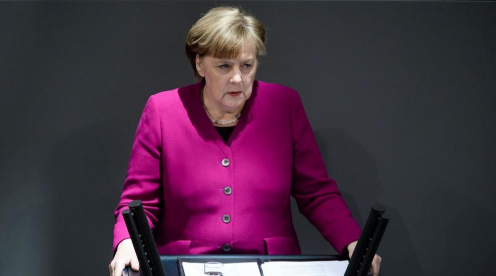 Меркел: Ислямът е част от Германия!