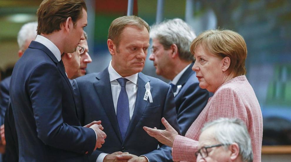 Евролидерите са съгласни, че е вероятно Русия да е отговорна за отравянето...