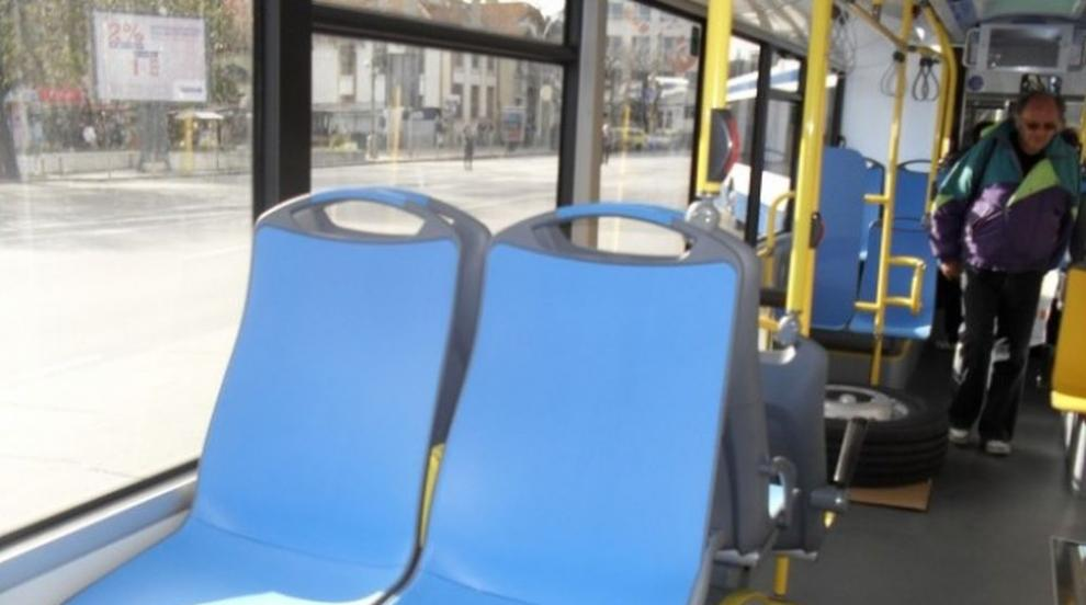 Градски автобус блъсна 90-годишен пешеходец