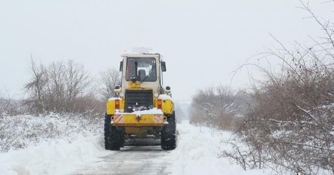 До всички селища, които бяха блокирани в снежен капан от
