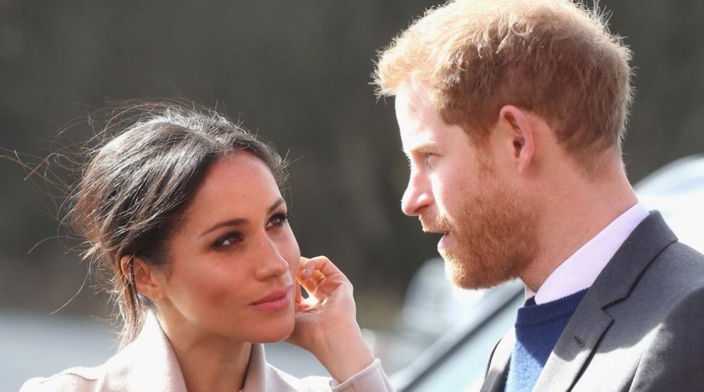 Влюбените принц Хари и Меган Маркъл изненадващо посетиха Белфаст (СНИМКИ)