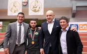 Триумфът на Владимир Дубов и Николай Вичев<strong> източник: БФБорба</strong>