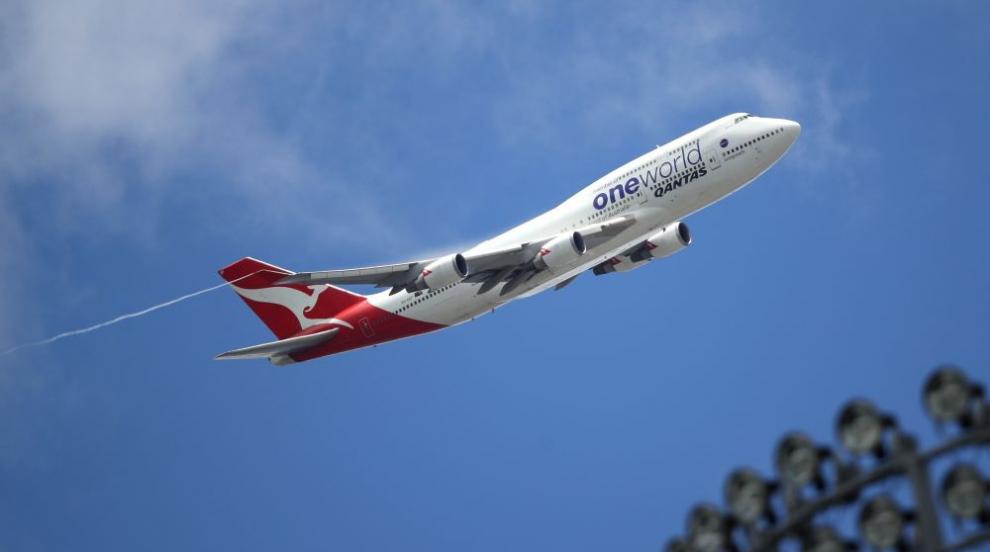 Започна първият непрекъснат полет от Австралия до Лондон