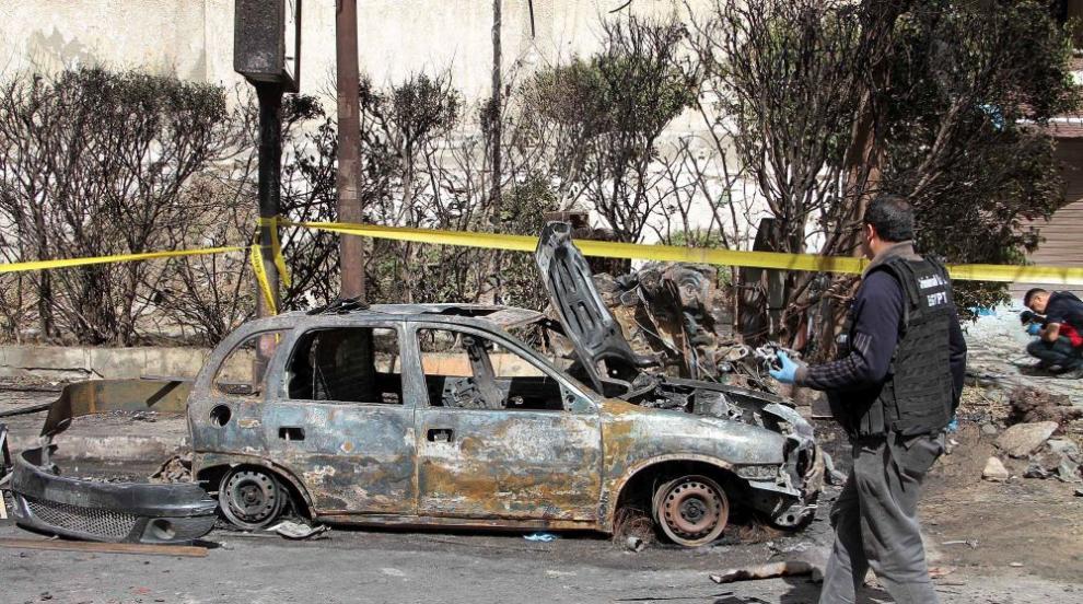 Двама са загинали при експлозията в Александрия (ВИДЕО/СНИМКИ)