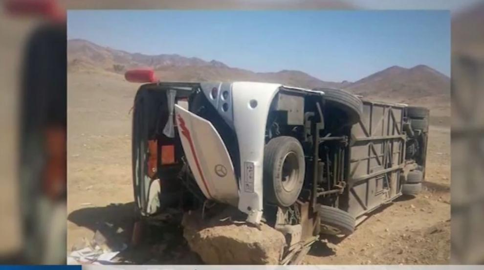 9 от ранените в катастрофа в Египет българи се върнаха у нас (ВИДЕО)