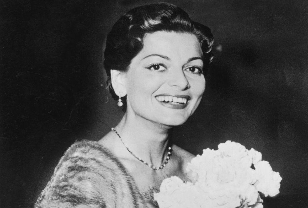 """Лиз Асиа (1924-2018) - първата победителка в конкурса """"Евровизия"""" през 1956 г."""