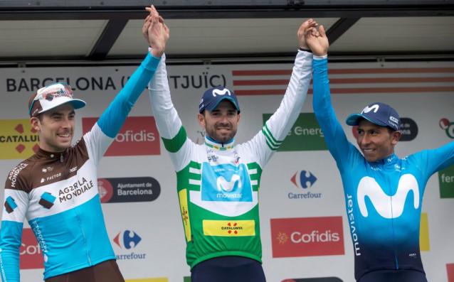 Алехандро Валверде (в средата)<strong> източник: БГНЕС</strong>