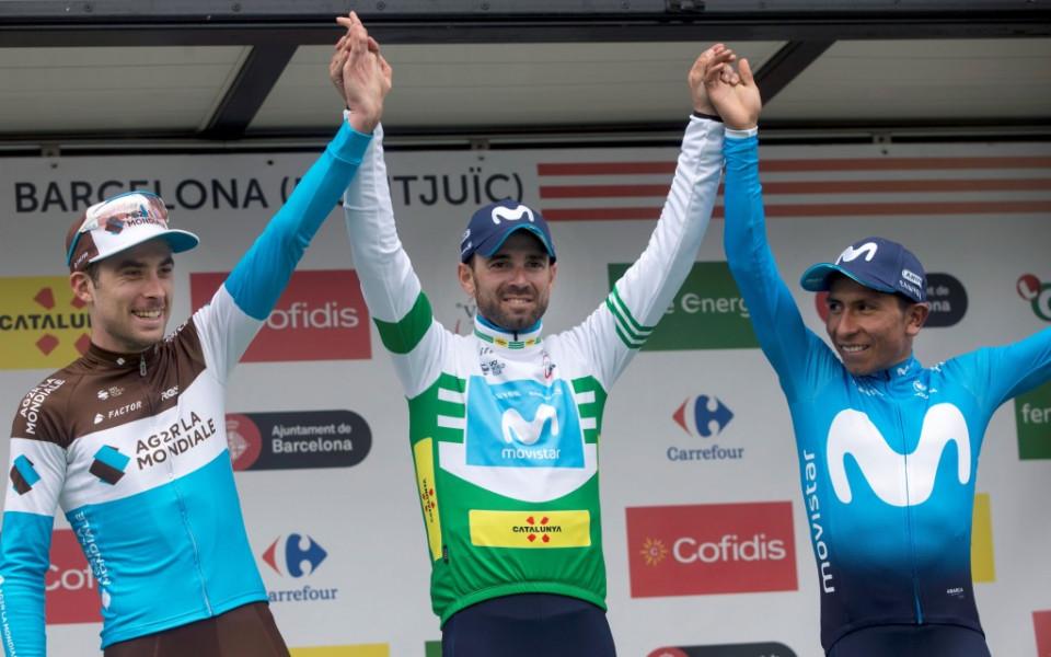 Алехандро Валверде спечели Обиколката на Каталуния