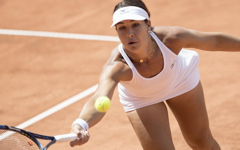 Елица Костова премина втория кръг в Загреб