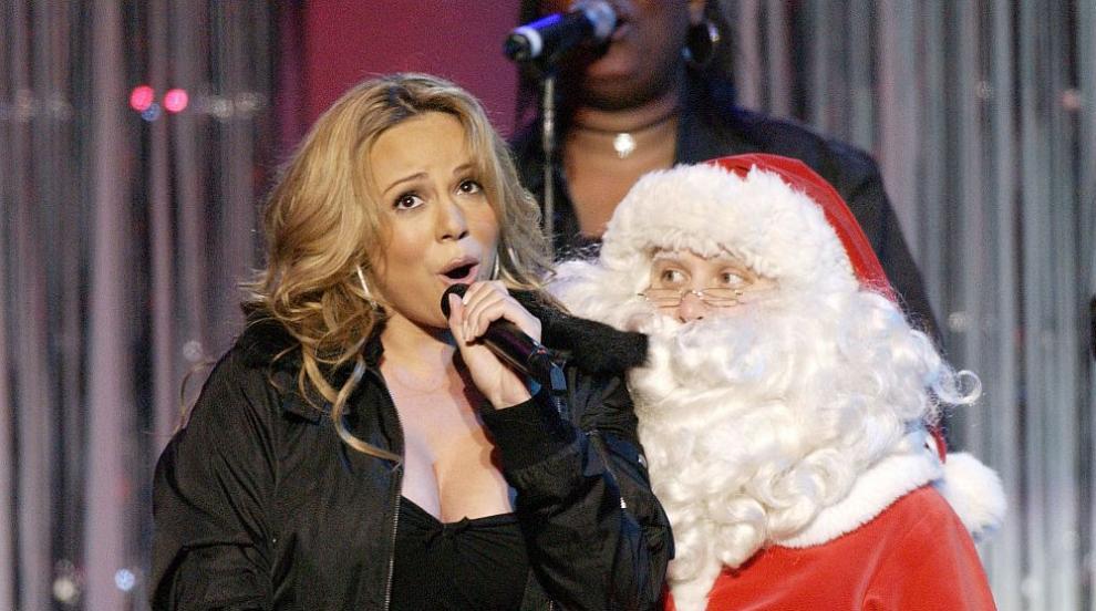 """""""All I Want for Christmas Is You"""" на Марая Кери с нов рекорд"""