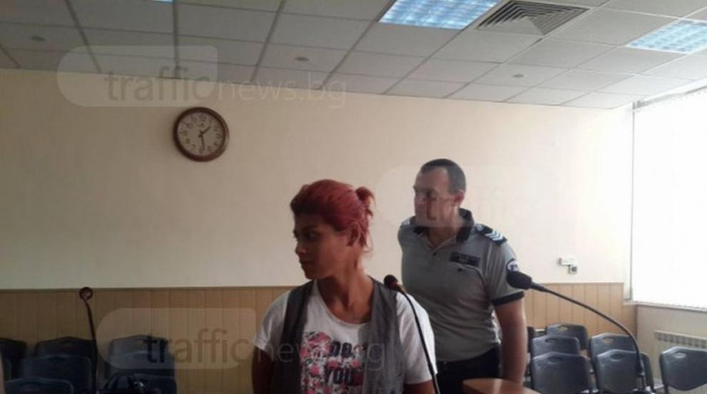 12 години затвор за Гергана, която уби детето си по жесток начин