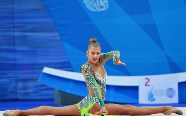 Александра Солдатова<strong> източник: facebook.com/BGRGfederation/</strong>