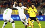 Белгия си поигра със саудитите, наказа ги лошо
