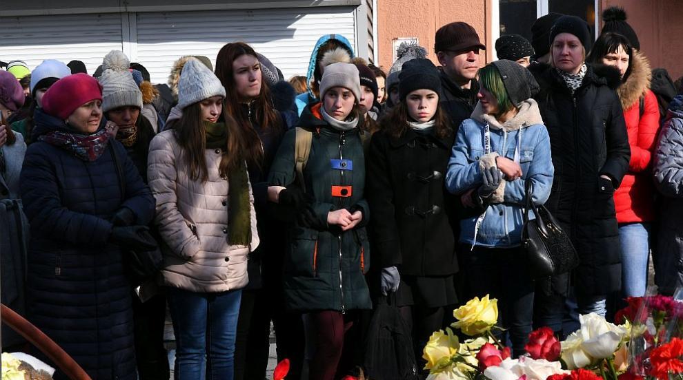 Арестуваха висши служители за пожара в Кемерово (ВИДЕО)