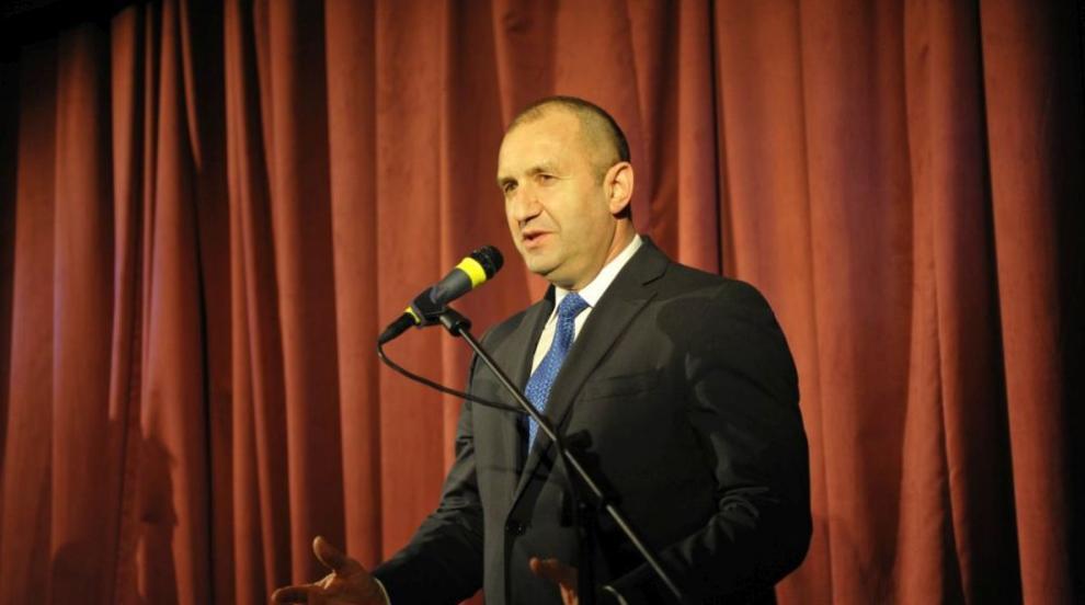 Радев: Винаги търся сътрудничество в името на България