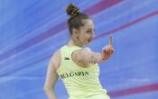 Боряна Калейн поведе в многобоя на държавното по художествена гимнастика