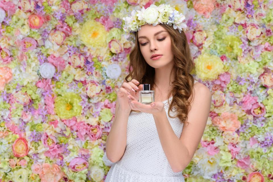 парфюм пролет
