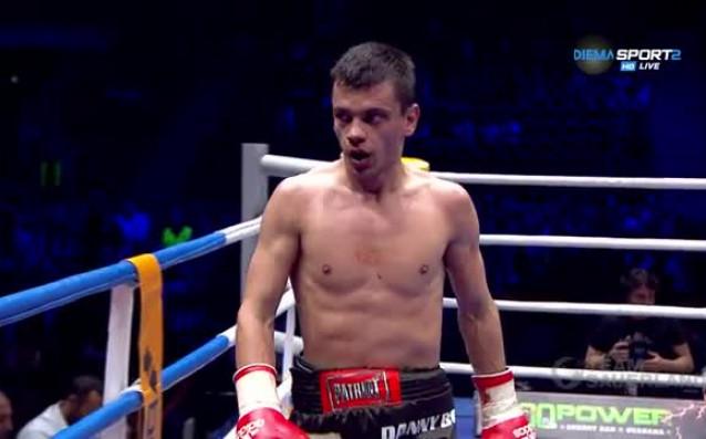 Данаил Станоев излиза за световна титла на гала вечер в София