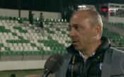 Илиан Илиев: Можехме да си решим мача много по-рано