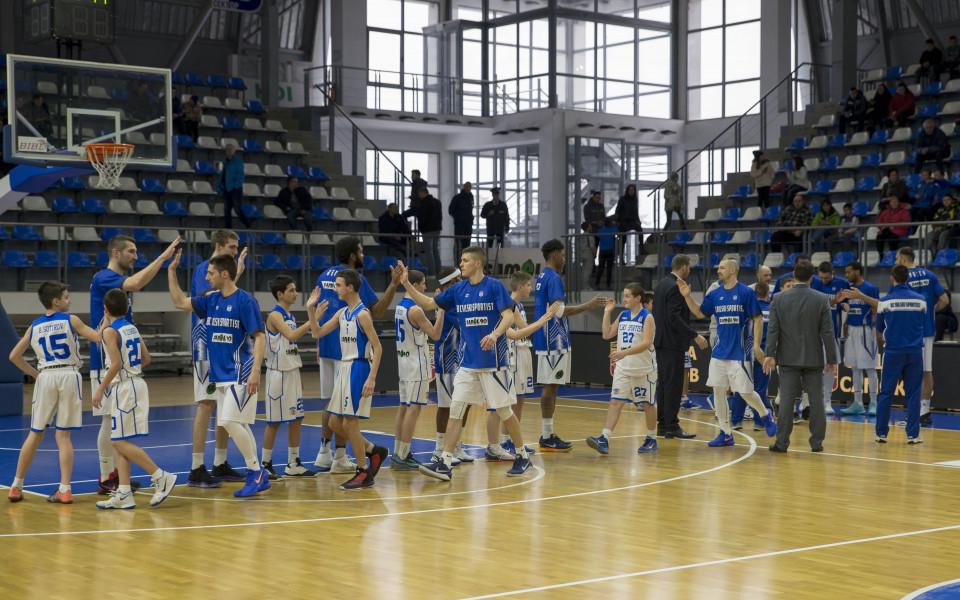 Финалната четворка на Балканската лига ще е в България