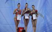Александра Солдатова, Ели Бинева и Катрин Тасева<strong> източник: LAP.bg</strong>