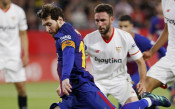 Балансът в петте финала между Барселона и Севиля