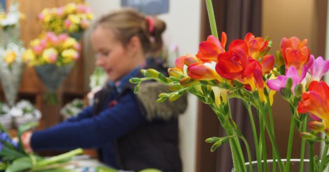 Отбелязваме големия християнски празник Цветница - един от най-хубавите пролетни