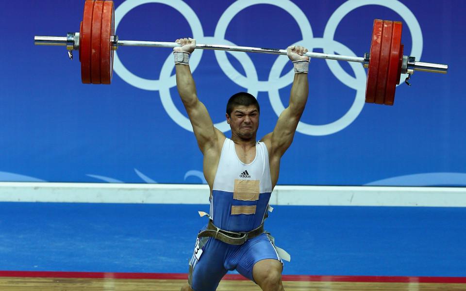 Сребро за Шиков на Европейското по вдигане на тежести