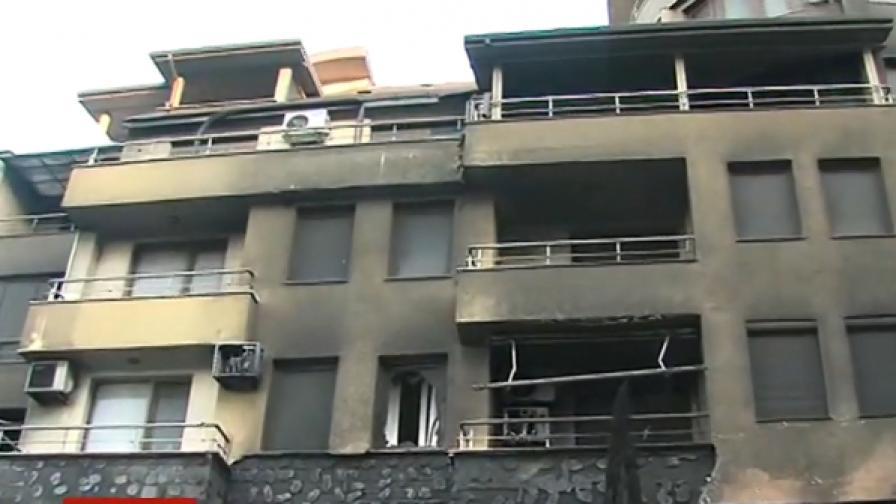 Въпроси след пожара в Сандански
