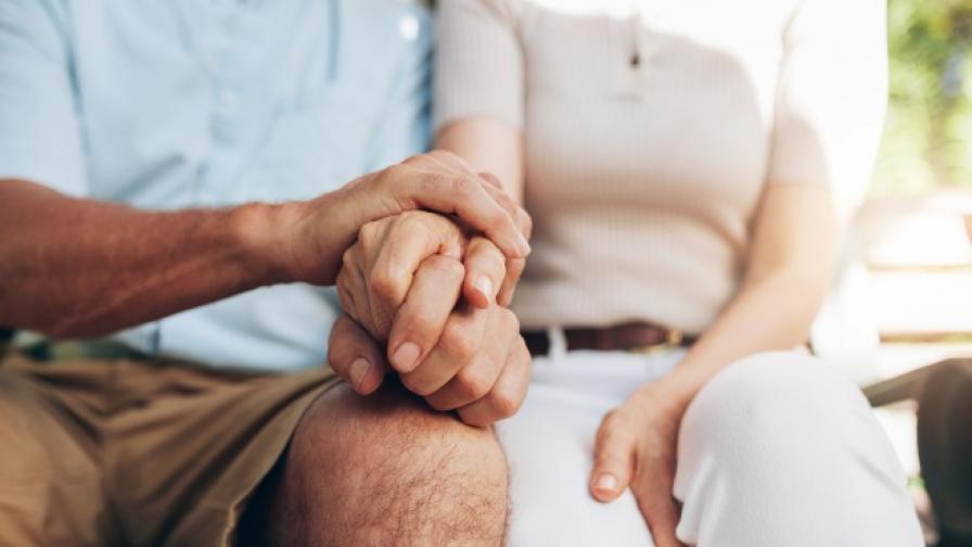 Двойка се жени 50 години след развода си