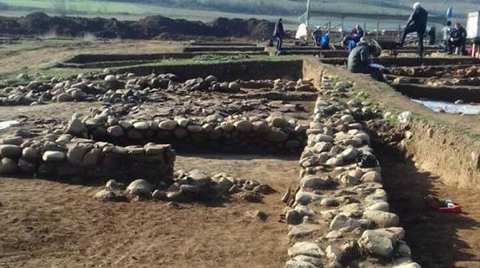 Жители на Благоевград събраха подписка за защита на археологически находки