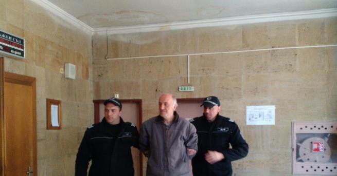 Присъда от 11 лишаване от свобода за 64-годишния Ненчо Найденов,