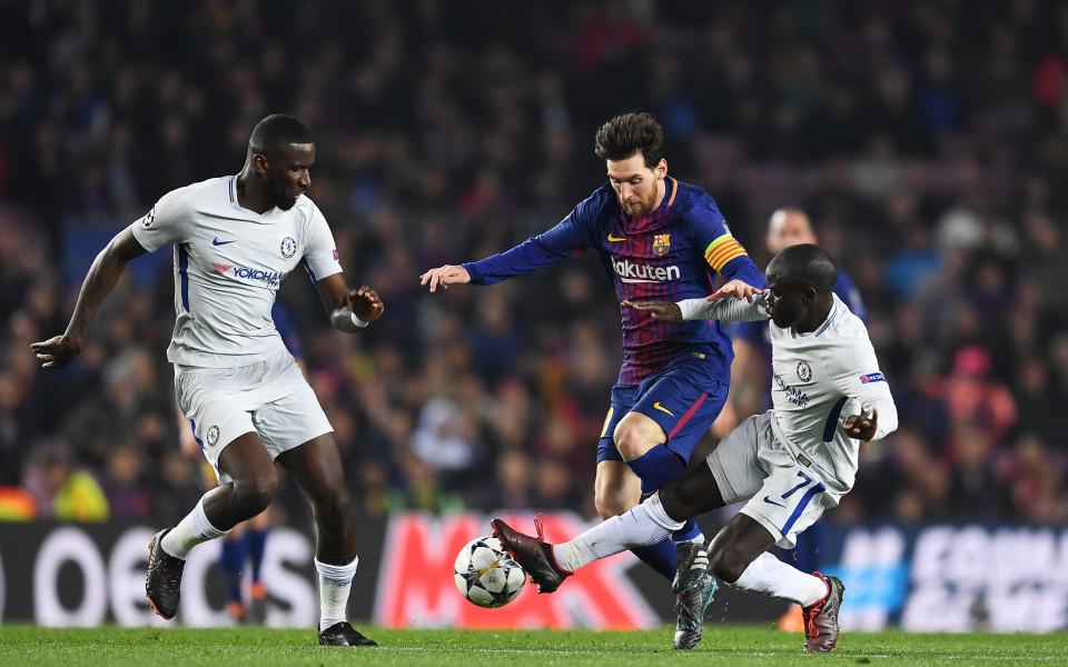 Лео Меси си дава най-малко зор в Шампионската лига